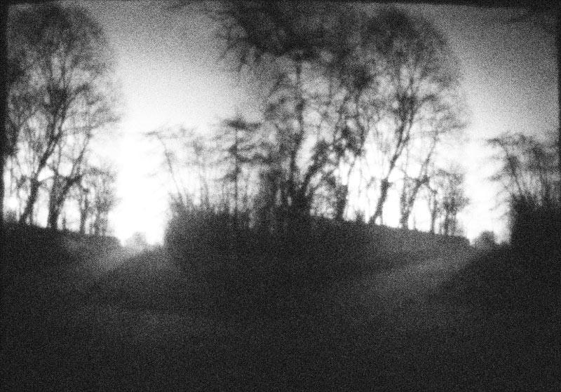 """фото """"Пинхол  + цифра"""" метки: пейзаж, черно-белые,"""