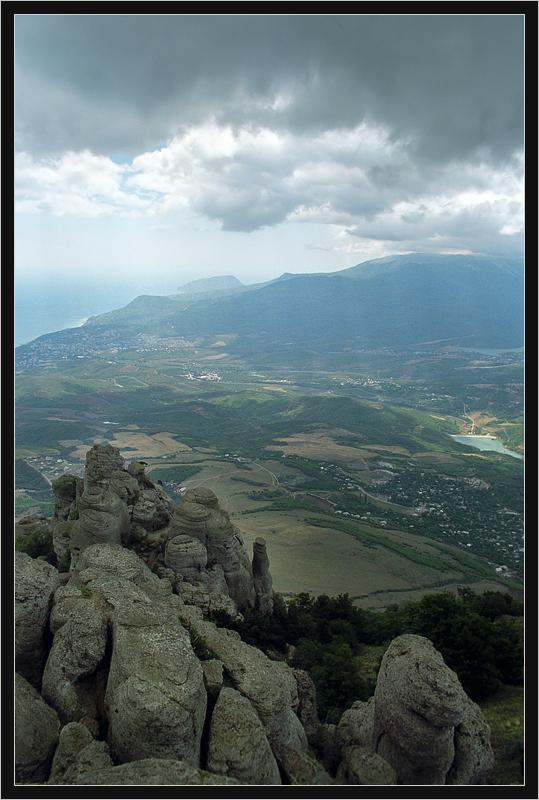 """фото """"Демерджи"""" метки: пейзаж, путешествия, Европа, горы"""