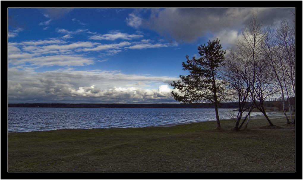 """фото """"Меланхолия"""" метки: пейзаж, вода"""