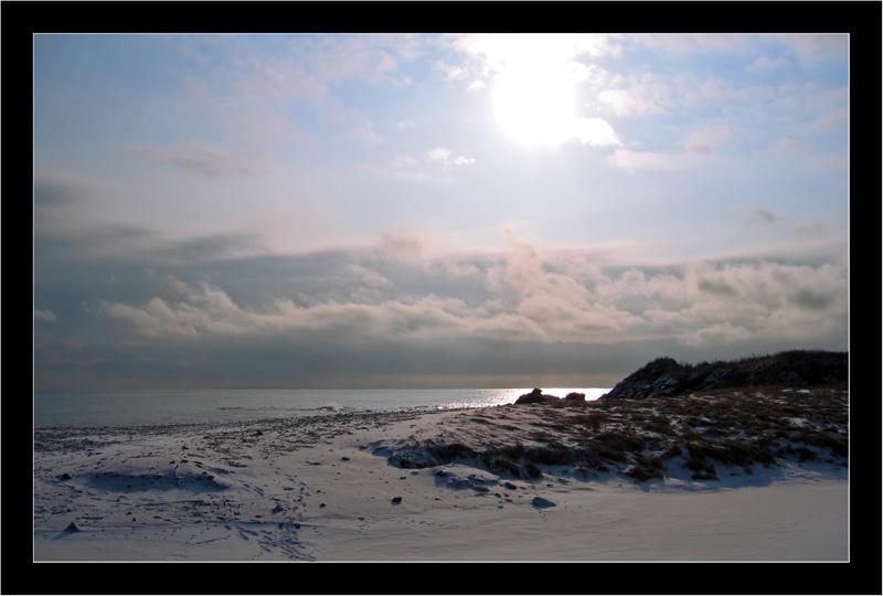 "фото ""Наваждение..."" метки: пейзаж, вода, облака"