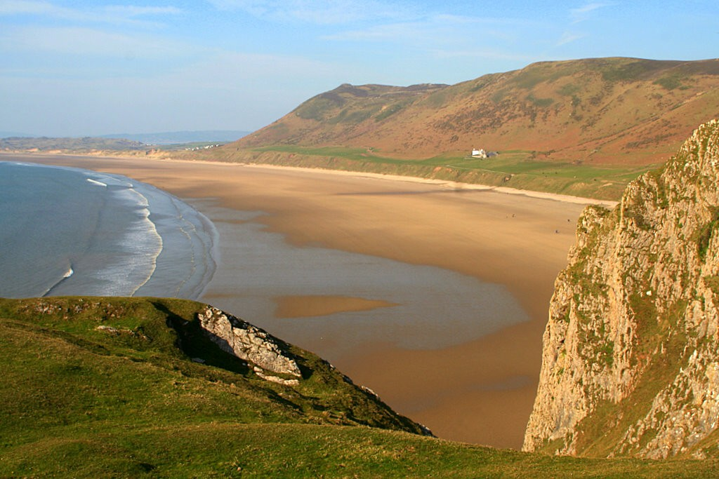 "фото ""This is Wales"" метки: пейзаж, вода"