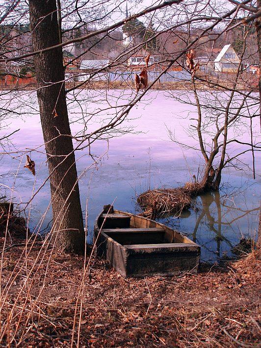 "фото ""Скоро навигация?"" метки: пейзаж, весна"