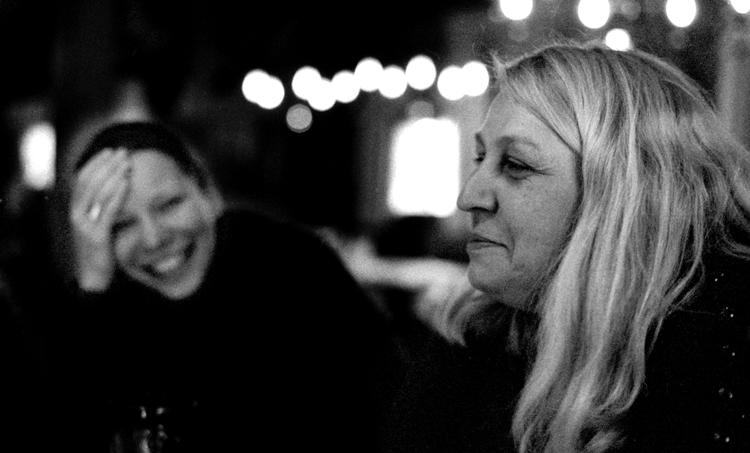 """фото """"Girls"""" метки: портрет, черно-белые, женщина"""