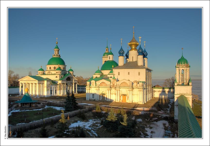 "photo ""The Rostov Savior- St. Jacob and St. Dmitry monastery (2)..."" tags: travel,"