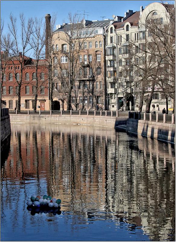 "фото ""Spring ..."" метки: архитектура, пейзаж, вода"