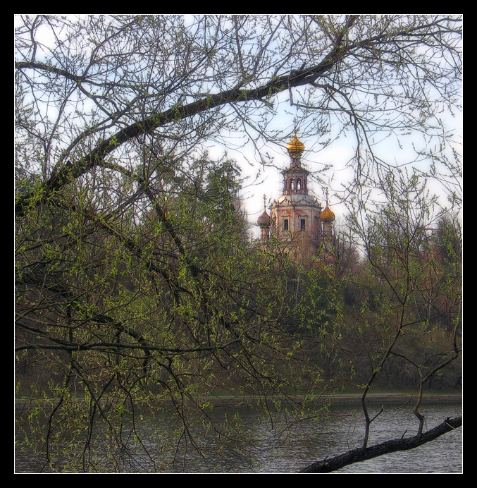 """photo """"Happy Easter"""" tags: architecture, landscape, spring"""