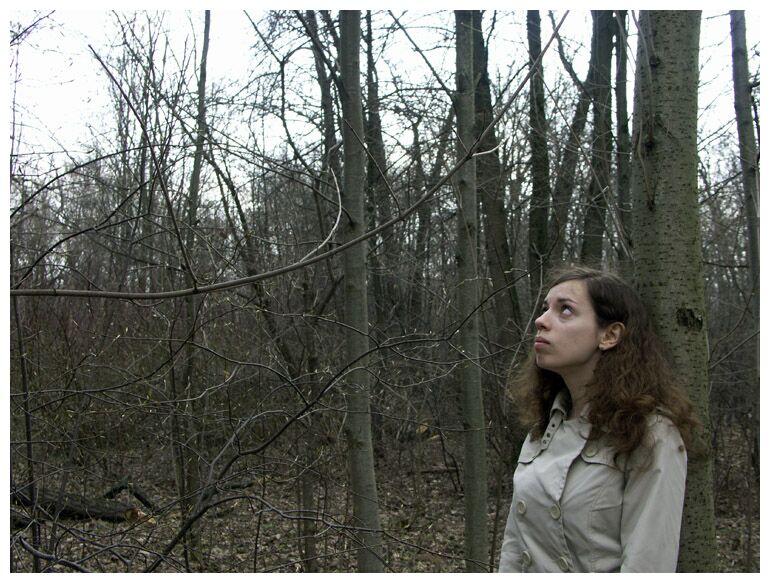 """фото """"Весна где-то рядом"""" метки: жанр, портрет, женщина"""
