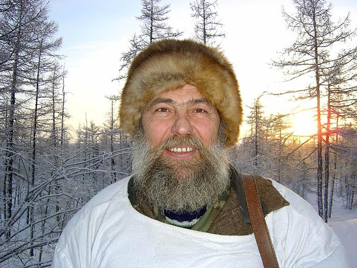 """фото """"Сибиряк"""" метки: портрет, репортаж, мужчина"""