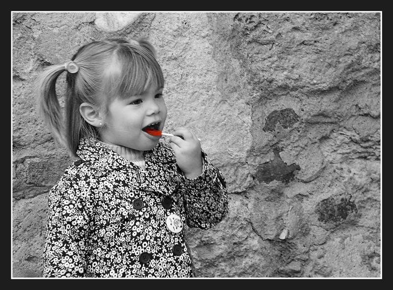 """photo """"Candy 2"""" tags: portrait, children"""