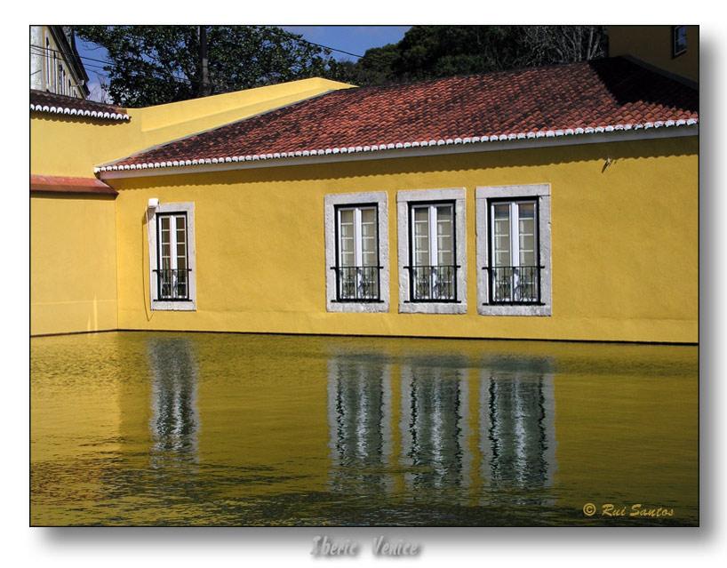 "photo ""Iberic Venice"" tags: travel, Europe"