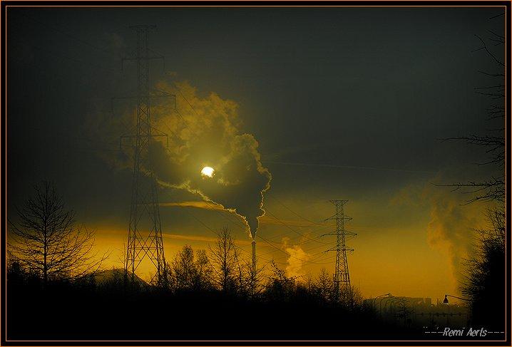 "фото ""piep!! here is the sun"" метки: пейзаж, закат"