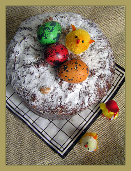 """photo """"Happy Easter !"""" tags: still life,"""