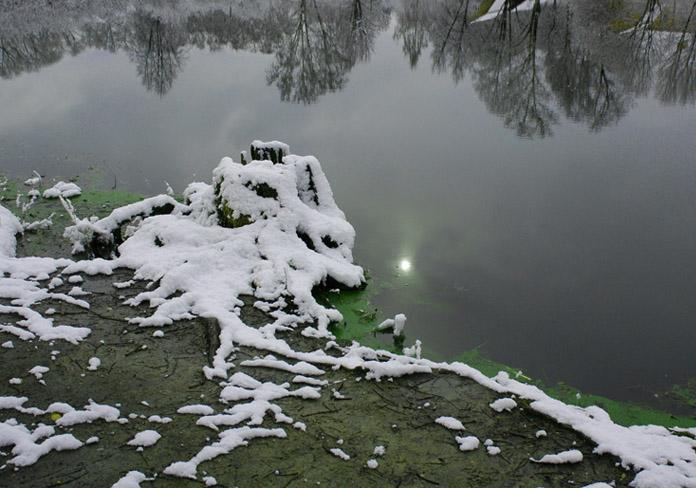 """фото """"последний снег"""" метки: природа,"""