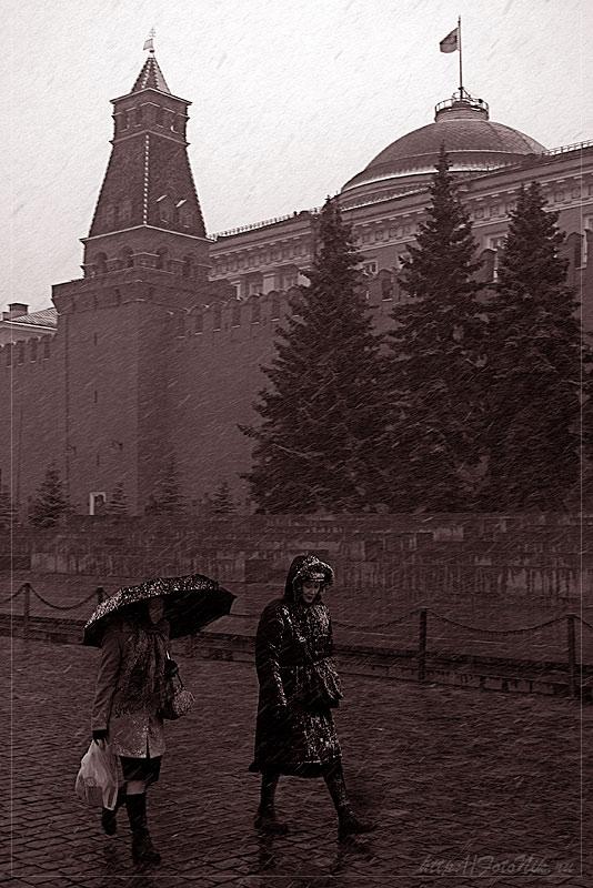 "фото ""Москва, апрель"" метки: жанр, разное,"