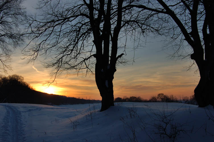 "photo ""#"" tags: landscape, sunset"