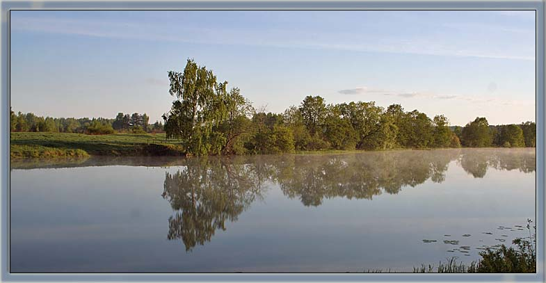 "фото ""На Нерли (2)"" метки: пейзаж, вода"