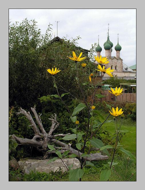 "photo ""Rostov Great. ."" tags: architecture, landscape,"