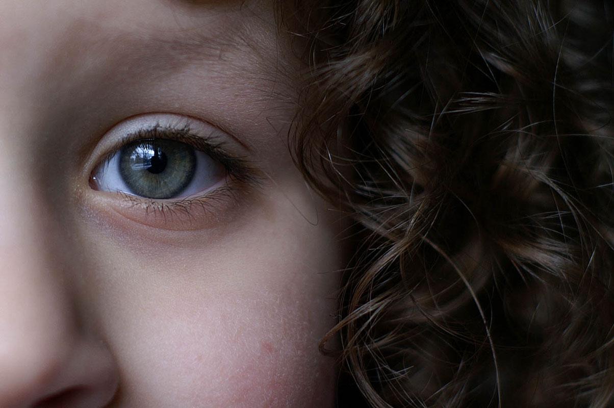 "фото ""Reflection of the Eye"" метки: абстракция,"