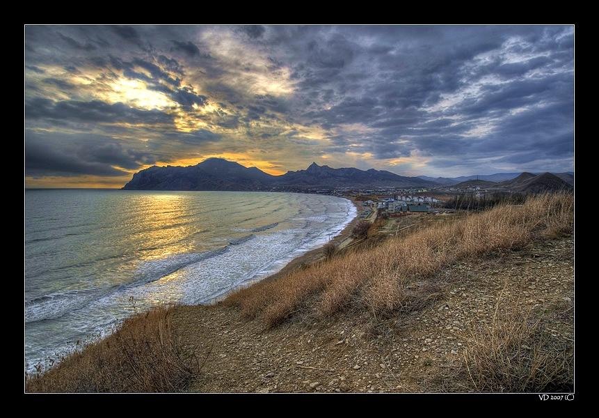"""фото """"The Lost World"""" метки: пейзаж, закат"""