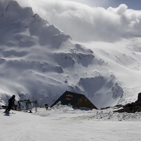 "фото ""Hotel"" метки: пейзаж, горы, зима"