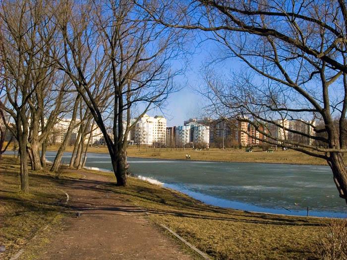 """фото """"Весеннее Бутово"""" метки: пейзаж, весна"""