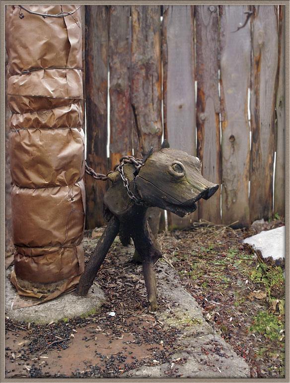 """фото """"Надежная охрана :)))"""" метки: путешествия, Европа"""