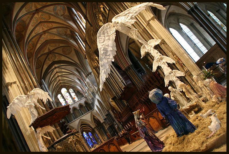 """фото """"Бумажные ангелы"""" метки: архитектура, путешествия, пейзаж, Европа"""