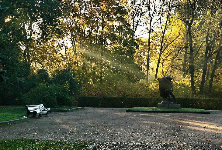 """фото """"В утренних лучах"""" метки: пейзаж,"""