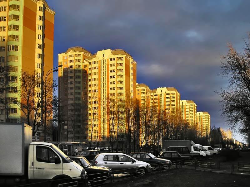 """фото """"вечерний свет"""" метки: пейзаж,"""