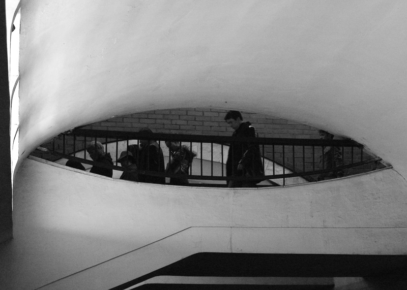 "фото ""Метро, метро..."" метки: черно-белые,"