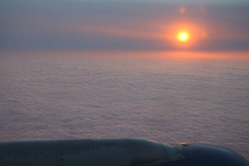 "фото ""Полёт"" метки: пейзаж, путешествия, облака"
