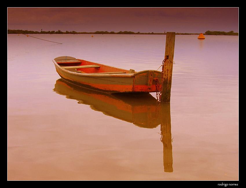 """фото """"just a boat.."""" метки: путешествия, пейзаж, Южная Америка, вода"""