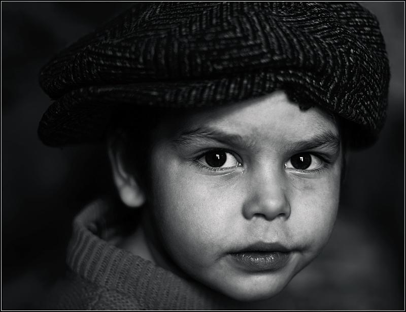 """фото """"Жека"""" метки: портрет, черно-белые,"""