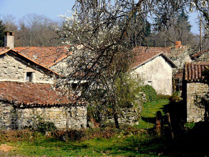 "фото ""The old country"" метки: архитектура, пейзаж, весна"