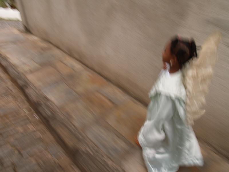 """photo """"Is it an Angel?"""" tags: portrait,"""