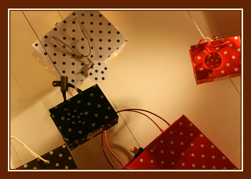 """photo """"The Postcard about bags"""" tags: still life, abstract,"""