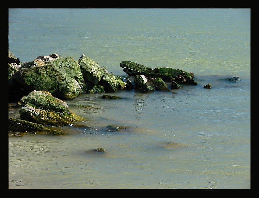 "фото ""Спокойствие моря..."" метки: пейзаж,"