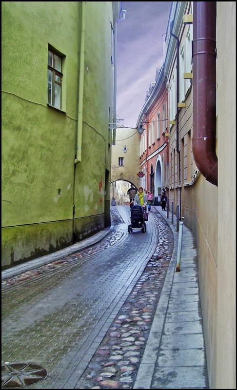 """фото """"Точка зрения-6"""" метки: город,"""