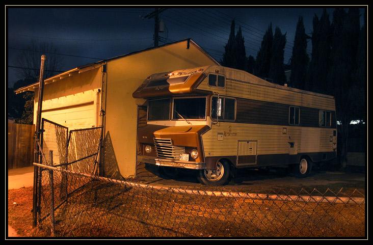 "фото ""Nights in Los Angeles"" метки: пейзаж, жанр,"