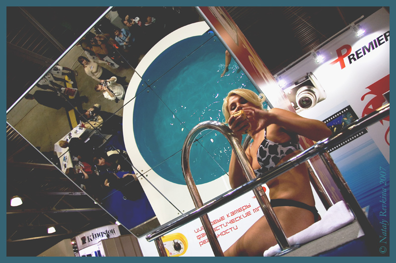 """photo """"Moscow """" The Photoforum - 2007 """""""" tags: genre, reporting,"""
