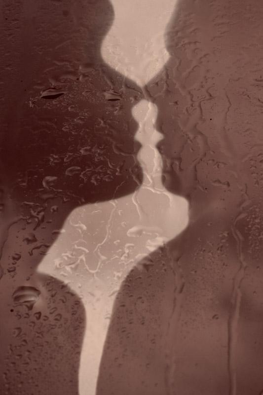 """фото """"В мире плачущих теней"""" метки: портрет, женщина, мужчина"""