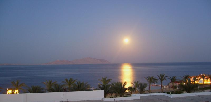 "photo ""Египет"" tags: landscape, sunset"