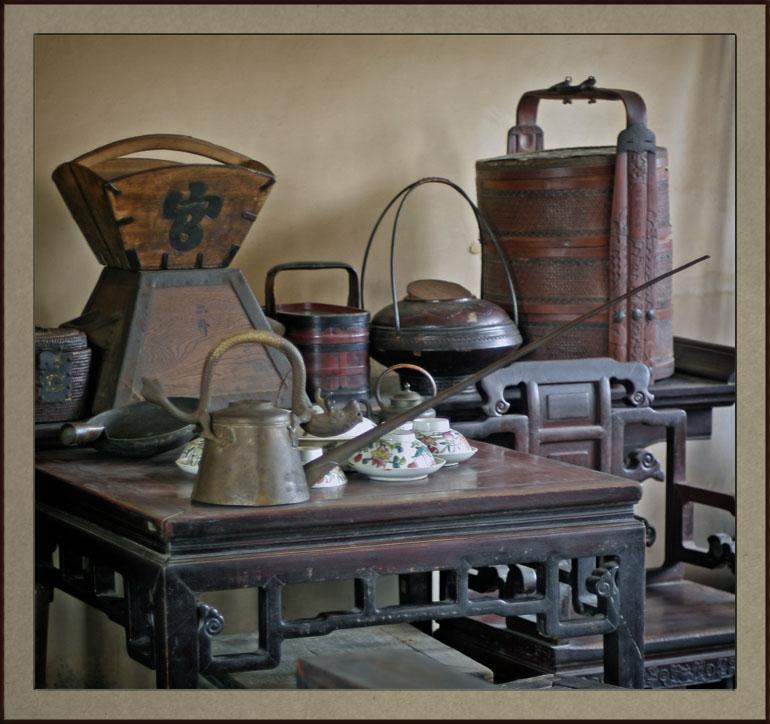 """фото """"Все готово для чайной церемонии"""" метки: путешествия, интерьер, Азия"""