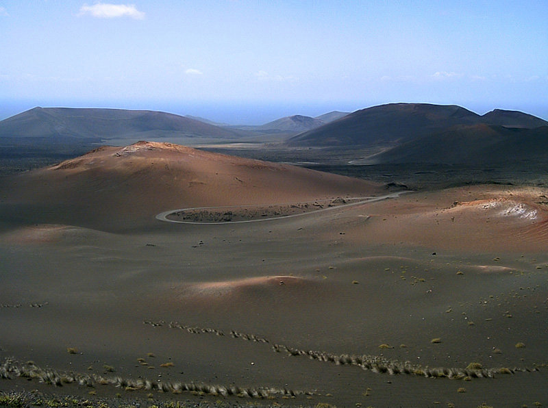 """photo """"Volcanic fields"""" tags: landscape, travel, Europe"""