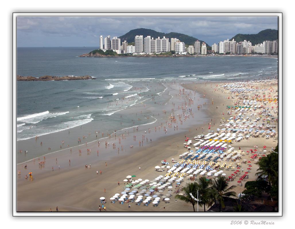 "photo ""Enseada Beach"" tags: landscape, travel, South America, water"