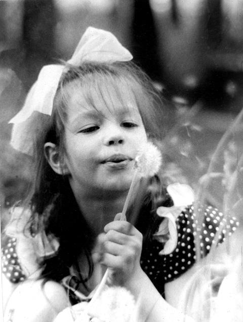 """photo """"Dashechka"""" tags: portrait, black&white, children"""