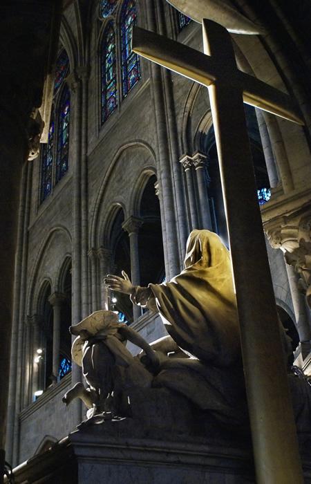 """photo """"Notre-Dame de Paris"""" tags: travel, Europe"""