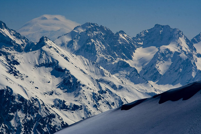 """фото """"dombai"""" метки: пейзаж, горы"""