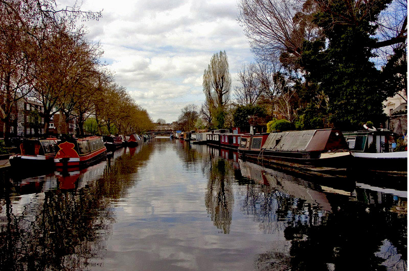 "фото ""Living on water"" метки: пейзаж, вода"