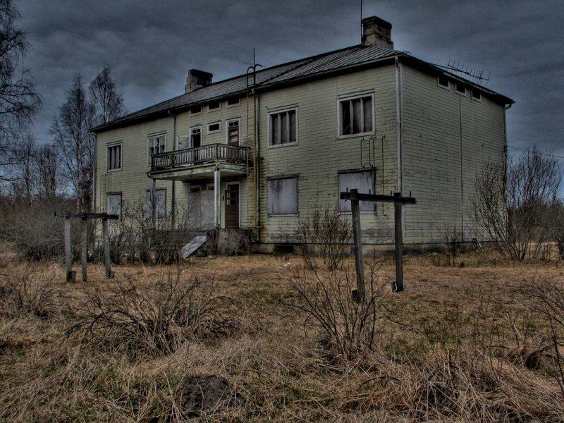 """фото """"'Haunted House'"""" метки: архитектура, разное, пейзаж,"""